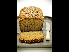 Gluten Free Quinoa + Chia Bread : The Healthy Chef – Teresa Cutter