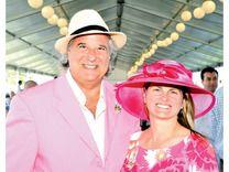 Hampton Classic Horse Show :: Hamptons Magazine - Stewart Lane & Bonnie Comley