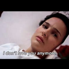 i dont love you anymore