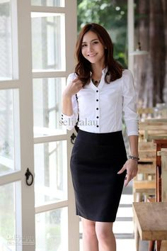V-neck Women Shirts, Long Sleeve Dress, Office Lady Wear 2013 Summer Shirts For Women, Brand Top Shirts 13051405