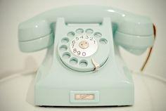 Pastel Turquoise vintage dial up telephone. Color Menta, Mint Color, Green Colors, Vintage Love, Retro Vintage, Vintage Green, Retro Chic, Vintage Style, Vintage Classics