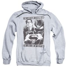 XL Trevco Jla-Jla Trio Youth Pull-Over Hoodie Charcoal