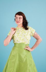 Gertie's New Book for Better Sewing: Peter Pan Blouse