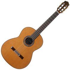 Cordoba vioolbouwer C9-CEDAR klassieke gitaar, natuurlijke op Gear4Music.com