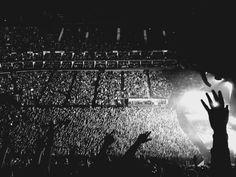 Ed Sheeran at the O2