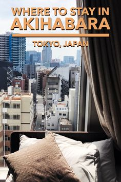 Akihabara Washington Hotel is a great choice for visitors who want to stay in #Akihabara, #Tokyo and be close to it all.   Where to Stay in Tokyo   Akihabara Hotel   Tokyo Hotel   Tokyo Accommodation   Tokyo Travel   Akihabara, Tokyo