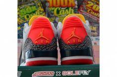 a1c2ab94af12 Sole Fly x Air Jordan 3 Retro (First Look) - EU Kicks  Sneaker Magazine
