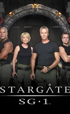 Stargate SG-1 (TV Series 1997–2007)