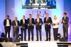 Our Retail Sponsors at the FRA Awards 2015 Awards, Retail, Sleeve, Retail Merchandising