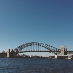Copyright  Sydney Harbour Bridge Photographed on iPhone 5s #sydneyharbourbridge #travel #australia #city #sydney #architecture #design #visitsydney #bridge by mark.j.campbell http://bit.ly/AdventureAustralia