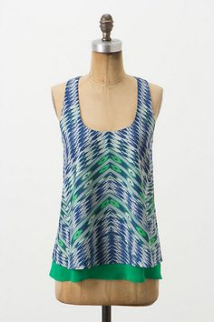 Take Flight Tank #anthropologie