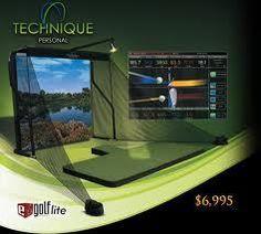 TruGolf Technique Personal Golf Simulator System
