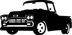 Chevy Decal. Perfect for a boy rooms!