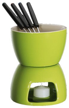 Chocolate Fondue Set - contemporary - cookware and bakeware - Frieling USA, Inc.