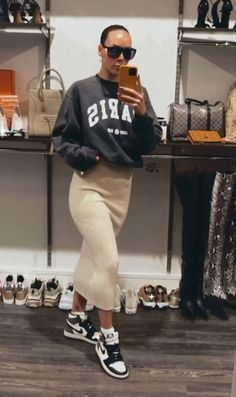 Chill Outfits, Dope Outfits, Stylish Outfits, Fashion Outfits, Simple Fall Outfits, Fall Winter Outfits, Summer Outfits, Errands Outfit, Dope Fashion