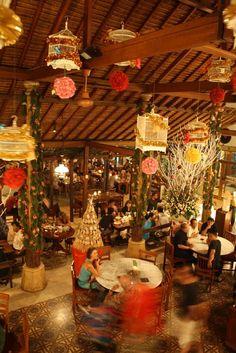 Made's warung in Kuta... love this restaurant...