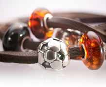 Come on you men!  Jump on board with a leather bracelet.
