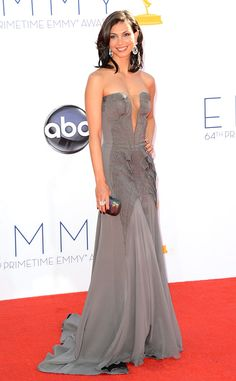 Morena Baccarin from 2012 Emmys: Arrivals | E! Online