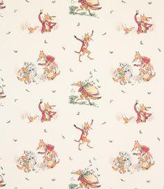 Fantastic Mr Fox Fabric  http://www.justfabrics.co.uk/curtain-fabric-upholstery/multi-fantastic-mr-fox-fabric/