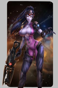 Overwatch Big Boobs