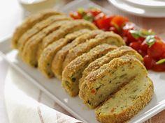 Ricette estive: polpettone vegetariano con zucchine e patate