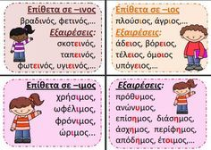 Picture Preschool Education, Early Education, Special Education, Learning Activities, Speech Language Therapy, Speech And Language, Learn Greek, Classroom Birthday, Greek Language