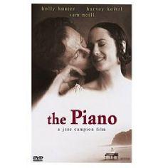 Jane Campion's sensual exploration of passion.