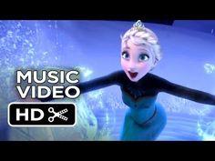 "Frozen Demi Lovato Music Video - ""Let It Go""#Disney"