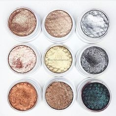 colourpopcosmetics: Can you name these shades? Annnd go!