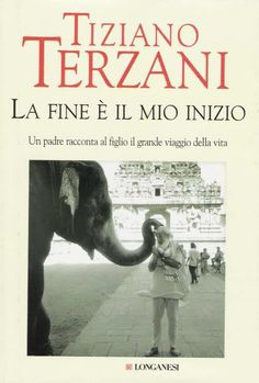 Tiziano Terzani - father and son, together, a journey through time
