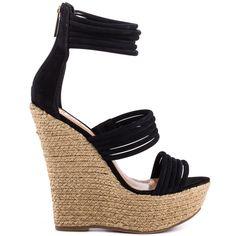 Chantelle heels Nobuck Black brand heels Schutz |Heels|