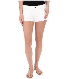 Seeking for Vans Destroyed Mini II Shorts in White