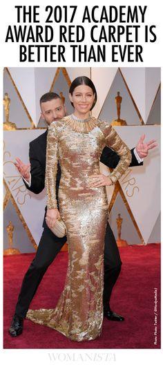 2017 Academy Awards Red Carpet Arrivals