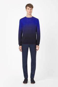 COS | Gradient effect jumper