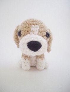 chrochet dog amigurumi sssssssssssssooooooooooo cute