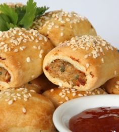 Recipes - I Love Cooking, How to cook South African recipes Read Recipe by penchap South African Dishes, South African Recipes, Indian Food Recipes, South African Dumpling Recipe, Meat Hand Pie Recipe, Chicken Sausage Rolls, Pork Recipes, Cooking Recipes, Healthy Recipes