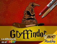 Para festejar el cumpleaños de J.K. Rowling queremos saber a qué casa perteneces. #LaDiferenciaEsElColor #color #BICMarking #BIC #BICMarkit  #marker #markers #markerart #marcador #marcadores #fineliner #puntofino #ultrafinepoint #finepoint #HarryPotter #JKRowling #Ravenclaw #Hufflepuff #Slytherin #Gryffindor