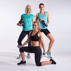 Squad is always on point when you're all wearing LaSculpte activewear!!