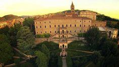 villa d'este tivoli | Villa D'Este a Tivoli ripresa con un drone - YouTube
