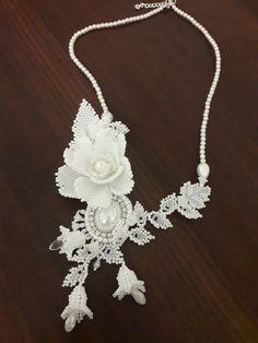 wyróżniona w konkursie Crochet Earrings, Jewelry, Jewlery, Jewerly, Schmuck, Jewels, Jewelery, Fine Jewelry, Jewel