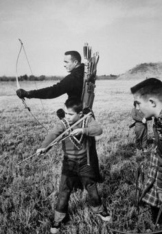 Taking Aim: A Primer on Traditional Archery