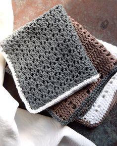 Crochet Baby, Knit Crochet, Crochet Kitchen, Drops Design, Chrochet, Yarn Crafts, Homemade, Make It Yourself, Blanket