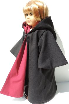 WANT - American Girl Doll Gryffindor Harry Potter by HeirloomsbyElisabeth