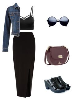 """""""Formal, Casual"""" by felisialuissela on Polyvore featuring Miss Selfridge and maurices"""