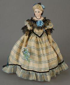 La vita è bella! - French bisque fashion dolls