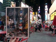Chien Chung-Wei      Last Night in Times Square
