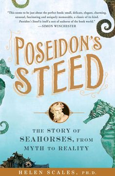 Great book about my favorite critter..the sea horse