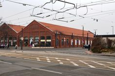 HANNOVER Bothfeld alte Bahnhalle hanover germany
