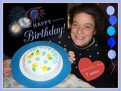 TuttoPerTutti: 1 ANNO DI TuttoPerTutti - il mio blog! un anno di gioia....