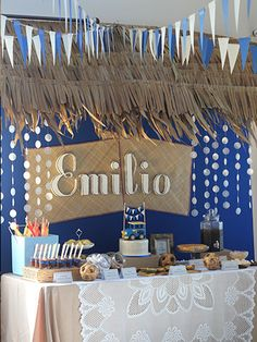 Ideas for pulling off a cool Pinoy theme party for your kid. Fiesta Party Decorations, Fiesta Theme Party, Party Themes, Party Ideas, Baby Boy Birthday, 90th Birthday, Birthday Parties, Filipiniana Wedding Theme, Thanksgiving Parties